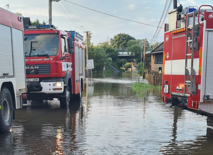 Škody po víkendových povodních v Libereckém kraji jsou podle předběžných odhadů zhruba 162 milionů korun