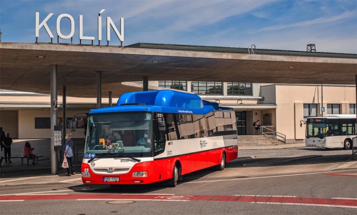 Informační stánky k integraci Kolínska a Kutnohorska od 1. 8. 2021