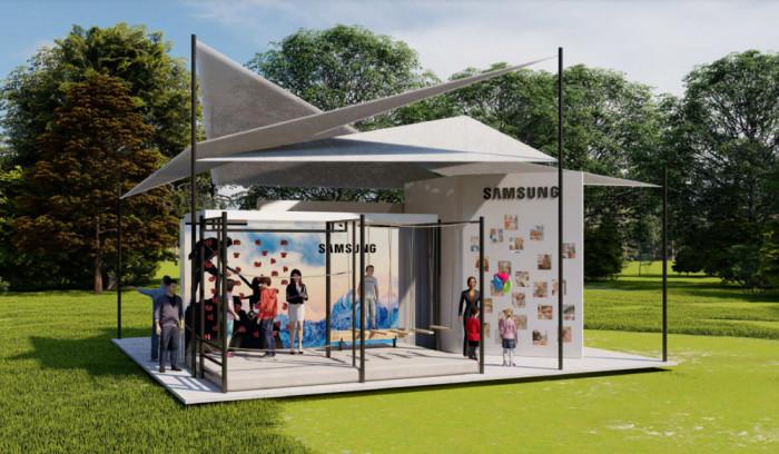 Samsung otevírá v Praze olympijskou Experience Zónu