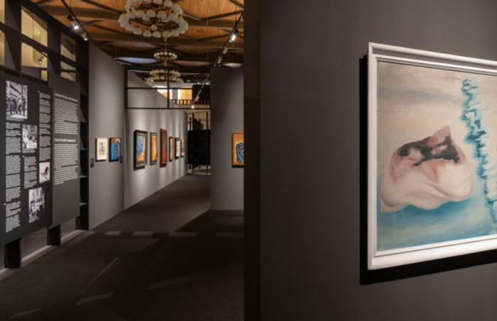 Národní galerie Praha prodlužuje výstavu Toyen: Snící rebelka