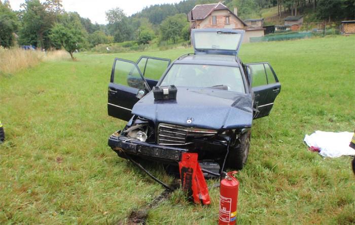 Tragick� dopravn� nehoda ve �tikov�