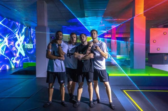 FREEX: nové dimenze trampolínové zábavy kousek za Prahou