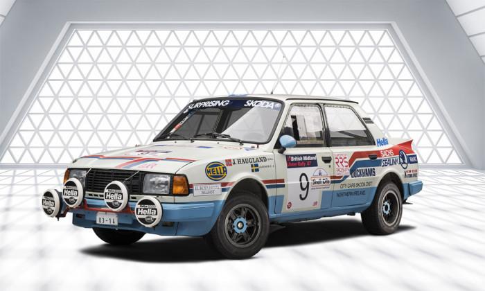 ŠKODA 130 LR (1984): Ještě jednou s motorem vzadu