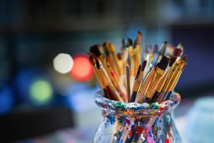Staňte se malířem díky malování podle čísel. Jak to funguje?