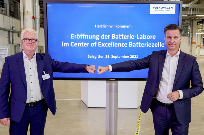 Volkswagen činí další krok k vývoji a výrobě vlastních akumulátorových článků