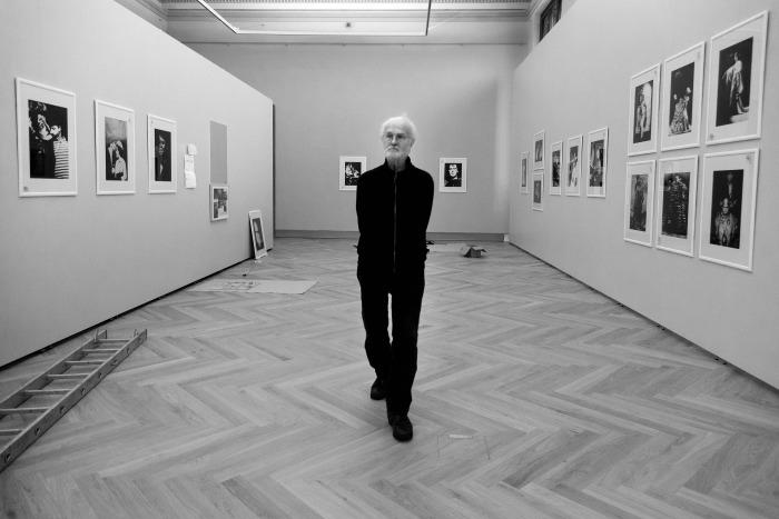 Světoznámý fotograf Josef Koudelka věnuje Česku obsáhlý soubor svých fotografií