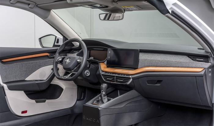 ŠKODA AUTO sází u svých vozů na ekologické materiály a zkoumá biologické suroviny
