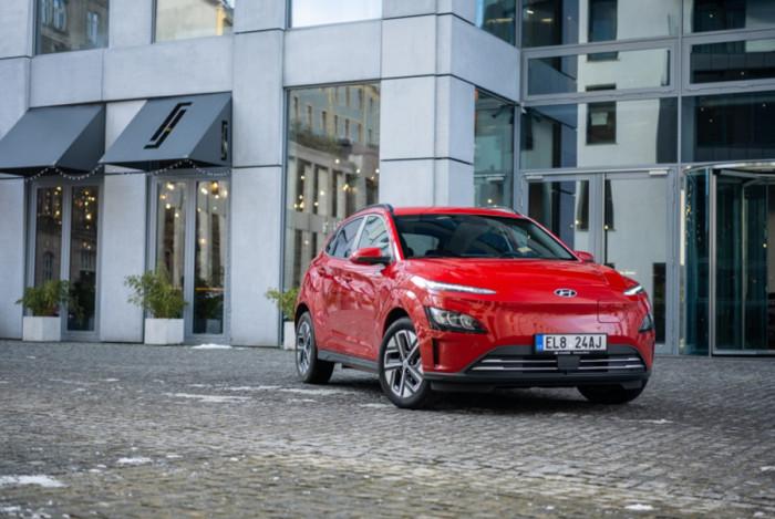 Nošovická KONA Electric v Evropě překonala hranici 100 000 prodaných vozů