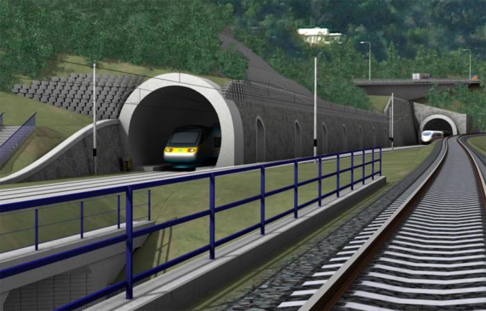 Správa železnic vybrala zpracovatele dokumentace pro tunel do Berouna