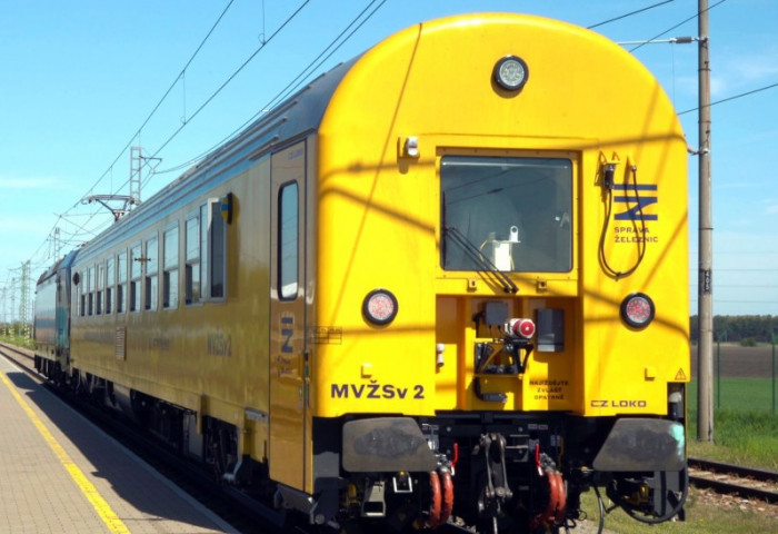 Správa železnic rozšiřuje park speciálních vozidel pro diagnostiku