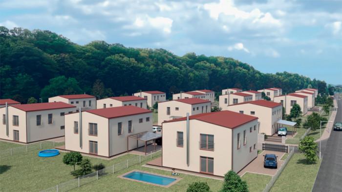Město Valašské Meziříčí připraví pozemky pro výstavbu 21 nových domů v Juřince