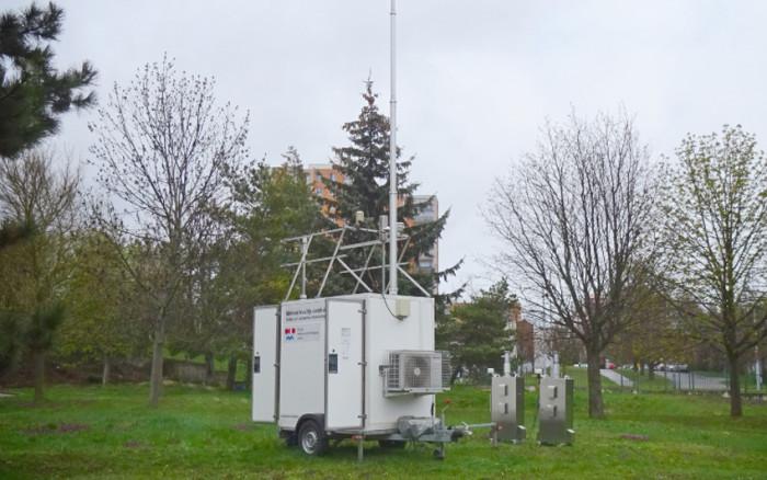 V brněnské Líšni a na Vinohradech měření neprokázalo překračování imisních limitů pro vnější ovzduší