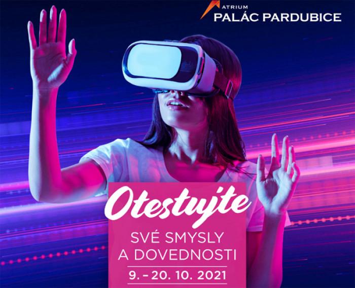 V Paláci Pardubice bude od soboty 9. října přístupná interaktivní výstava Poznejte lidské tělo