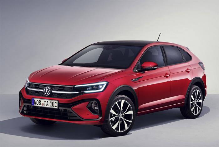 Nové SUV kupé Volkswagen Taigo vstupuje na českém trhu do předprodeje