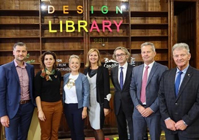 Design Centrum CzechTrade partnerem Designbloku. Zájemci mohou využít odborné konzultace