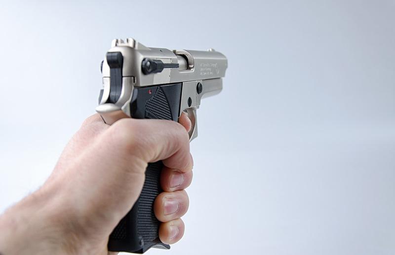 V Českých Budějovicích střílel muž na záchodě Dopravně obchodního centra