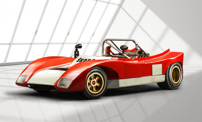 ŠKODA SPIDER B5 (1972) a ŠKODA SPIDER II (1975) - Závodní prototypy z Boleslavi