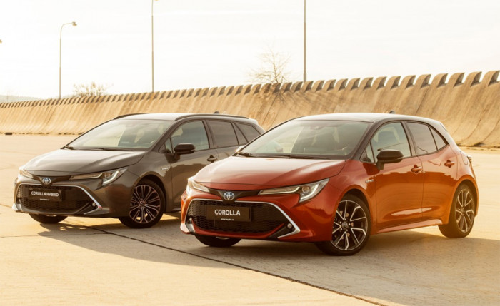 Toyota má za sebou rekordní víkend. Uzavřela 373 smluv