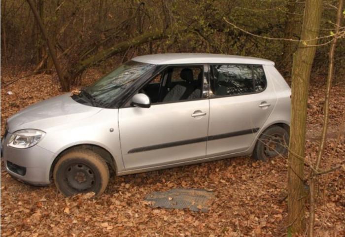 Mazaný zloděj z Ostravska předstíral invalidu, aby zmátl policii