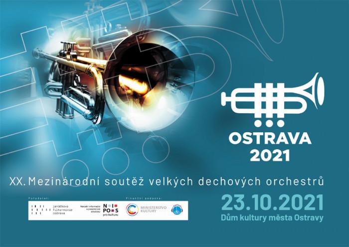 V Domě kultury města Ostravy zahraje sedm velkých dechových orchestrů