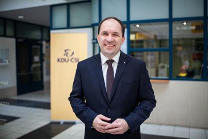 Marek Výborný se stal novým předsedou poslaneckého klubu KDU-ČSL
