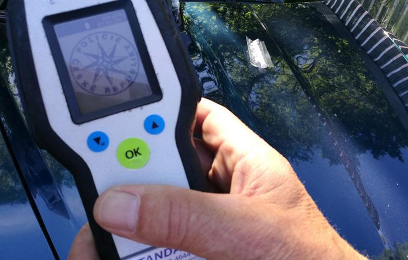 56letý řidič usedl za volant pod vlivem alkoholu