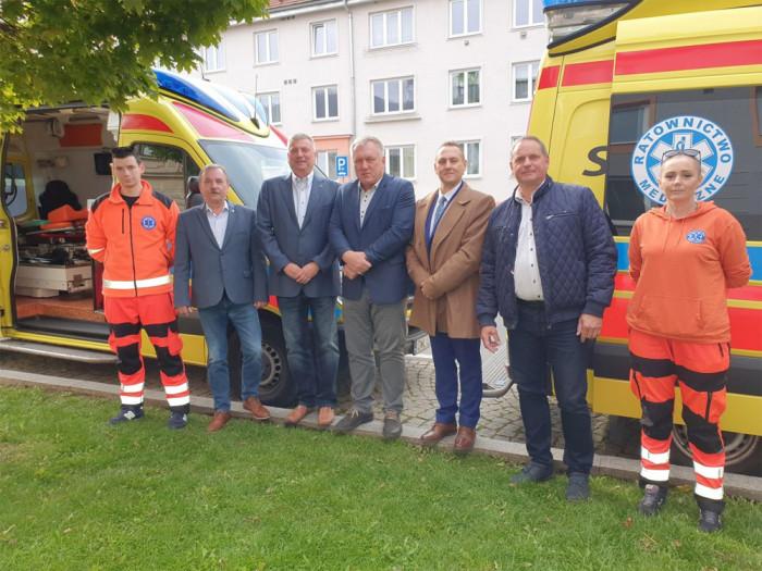 Olomoucký kraj usiluje o přeshraniční spolupráci mezi záchrankami