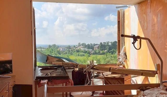 Zaměstnanci hodonínského domova pro seniory, zničeného tornádem, dostanou od kraje hromadnou výpověď