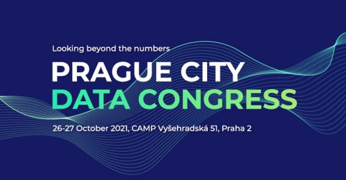 Prague City Data Congress 2021 opět přivede do metropole experty na městská data