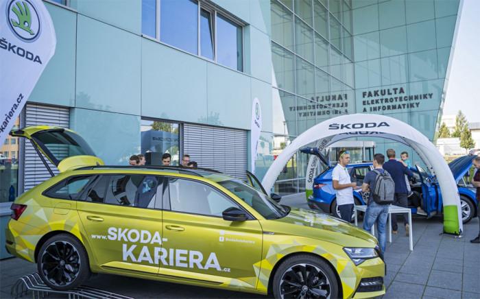 ŠKODA AUTO je podle mezinárodního průzkumu Universum nejatraktivnějším zaměstnavatelem v ČR