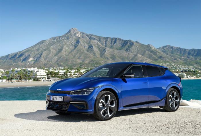 Kia rozšiřuje nabídku elektrifikovaných modelů v online tržišti o revoluční elektromobil EV6