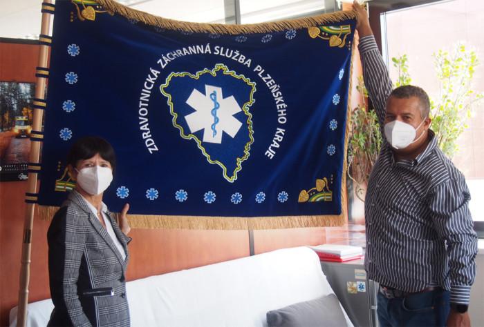 Světový den záchrany života si připomněla také hejtmanka Plzeňského kraje
