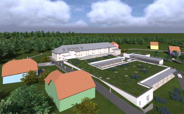 Barevné domky v Hajnici na Trutnovsku projdou modernizací za téměř 148 milionů korun