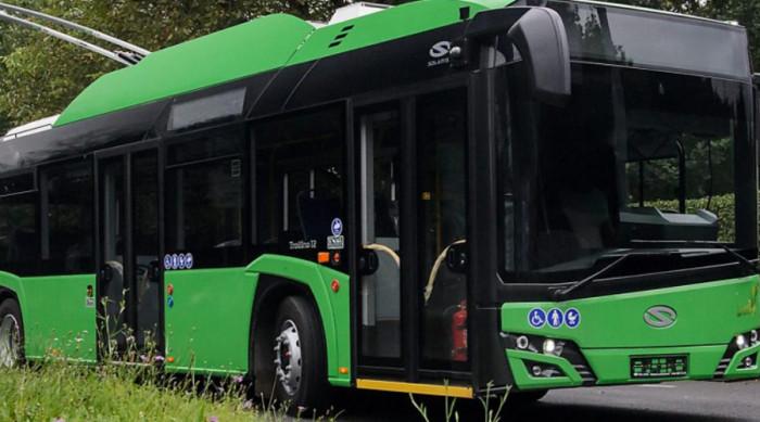 Nové nízkopodlažní trolejbusy míří z Plzně do Rumunska