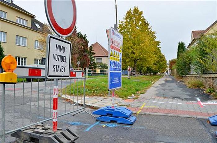 Vyškovská radnice uvolnila na stavební úpravy Nádražní ulice téměř jedenadvacet milionů korun