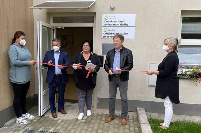 V domově Barborka v Kroměříži funguje nově denní stacionář a odlehčovací služba pro děti