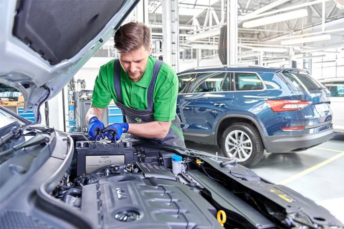 ŠKODA AUTO zahájila zvýhodněnou Zimní servisní akci