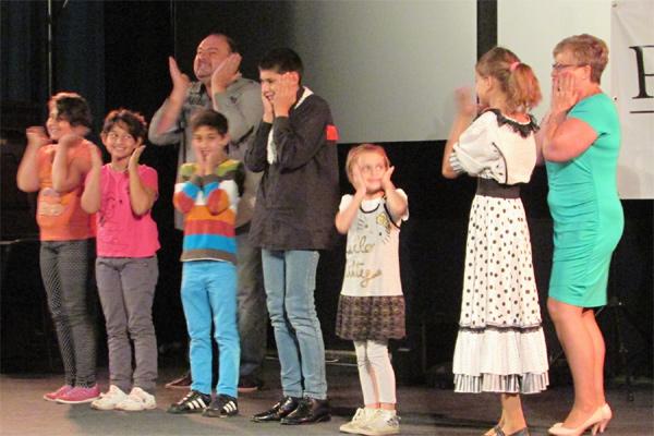 D�tsk� domov Ka�persk� Hory oslavil 60. v�ro��