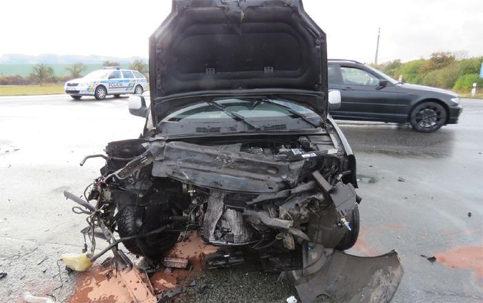 Senior vjel do dr�hy �idi�i Audi