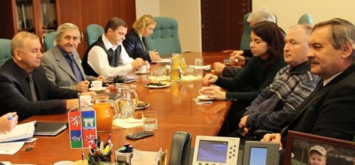 Představitelé euroregionů ocenili funkční spolupráci s Ústeckým krajem