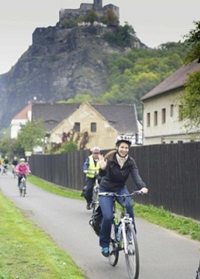 Labská stezka je nejoblíbenější cyklostezkou v Německu
