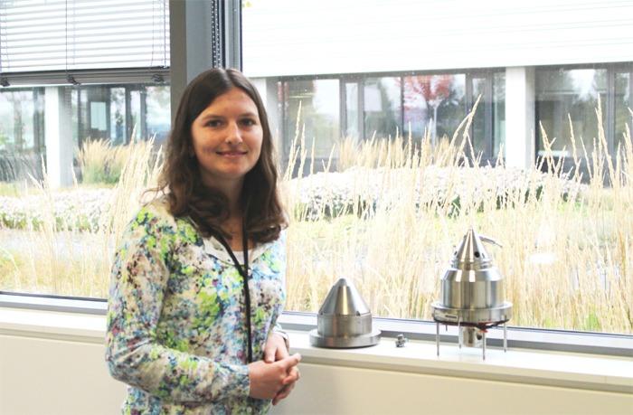 Mladá vědkyně získala od Thermo Fisher Scientific 200 tisíc korun