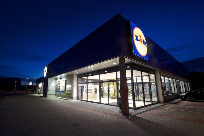 Prodejna Lidl v Brandýse nad Labem  získá nový interiér