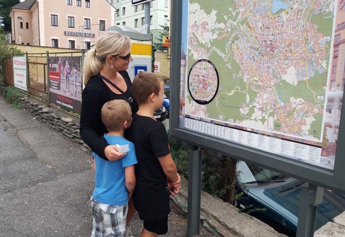 V Jablonci už městské mapy nedělají ostudu