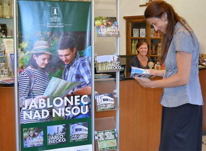 Jablonecké infocentrum obhájilo certifikát kvality