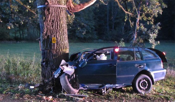 Tragická nehoda u Bojkovic