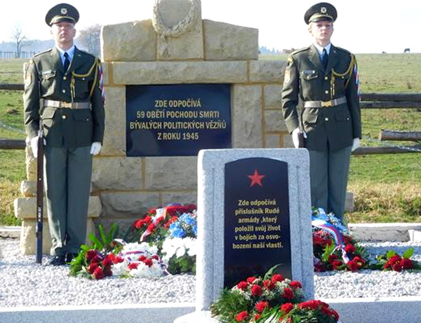 Další pomník obětem druhé světové války na Ústecku byl opraven