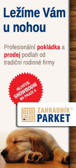 ZAHRADNÍK PARKET