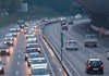 Dopravní situace na silnici 4932 v obcích Loučka a Vizovice okres Zlín , délka 2.5km - 07. 01. v 13:10