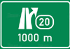 Dopravní situace: Olomouc - 20. 08. v 08:00